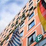 Гостиница Europaischer Hof — фото 1