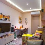 Modern studio with private yard — фото 2