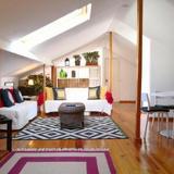 Prime location loft with terrace — фото 2