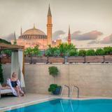 Гостиница Sura Hagia Sophia — фото 3